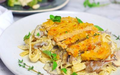 Romige pasta